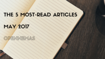 The 5 most-read articles in the Opennemas network in May 2017