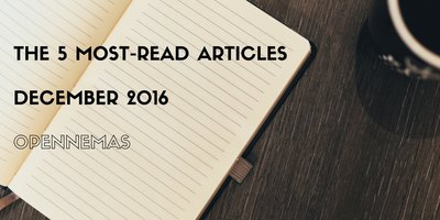 The 5 most-read articles in the Opennemas network in December 2016
