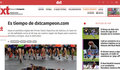 The daily sports newspaper DXT Campeón, new customer of Opennemas!