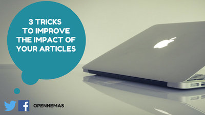 3 tricks to improve the way to publish with the Opennemas CMS