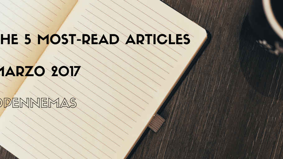 The 5 most-read articles in the Opennemas network in March 2017