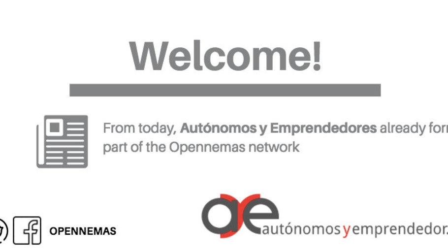 Autónomos y Emprendedores, media associated to El Español, now uses the Opennemas CMS!