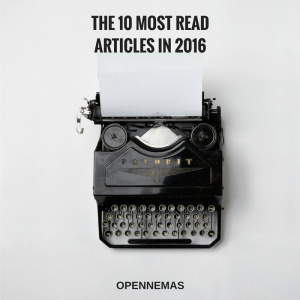 The 10 most-read articles in the Opennemas network in 2016