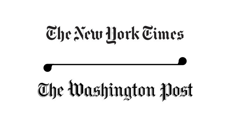 The New York Times and Washington Post business concepts: 6 strategies to suggest in 2017