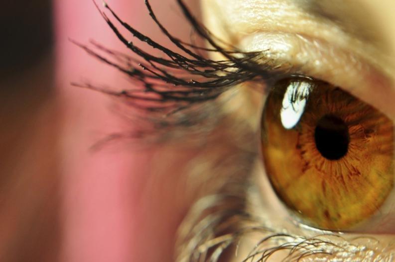 escanear con los ojos